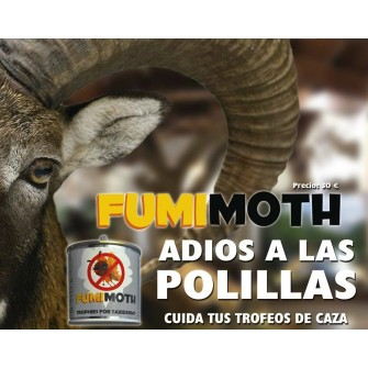 Insecticida Fumimoth 120gr