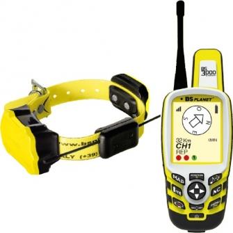 BSPlanet GPS + Collar BS119