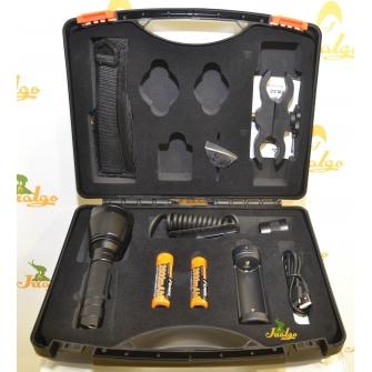 Fenix Linterna Kit Caza TK32