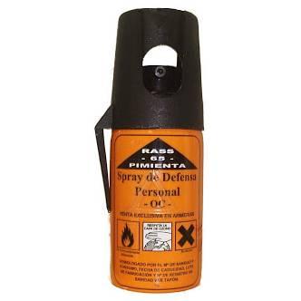 Spray de Defensa Rass 65...
