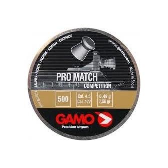 Gamo Pro-Match Competition