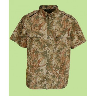 Camisa M/C Natural Camu
