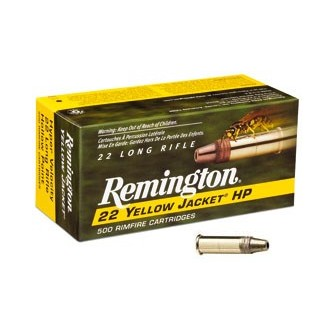 Remington Yellow Jacket