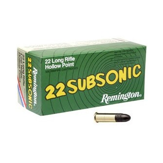 Remington Subsonic