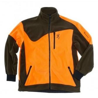 Browning Power Fleece Orange