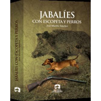 Jabaíes con escopeta y perro