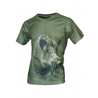 Camiseta Tecnica Jabali