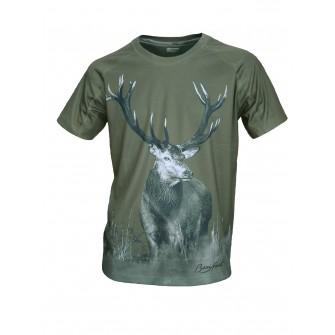 Camiseta Tecnica Ciervo