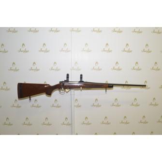 Remington 700 + Warne Fija...