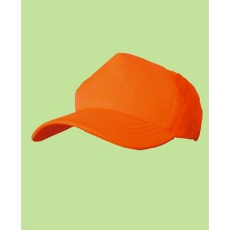 Gorra Naranja Fluor