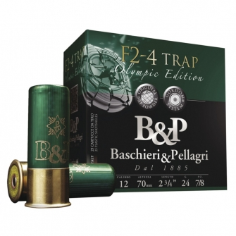 B&P F2 4 Trap  Cartucho de...