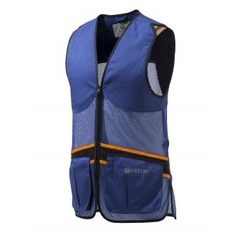 Beretta Full Mesh Vest Blue