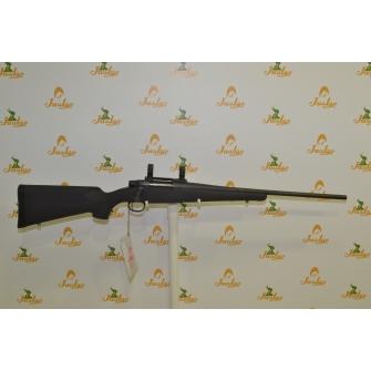 Remington Seven + Leupold QR