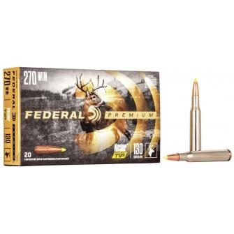 Federal Nosler Ballistic...