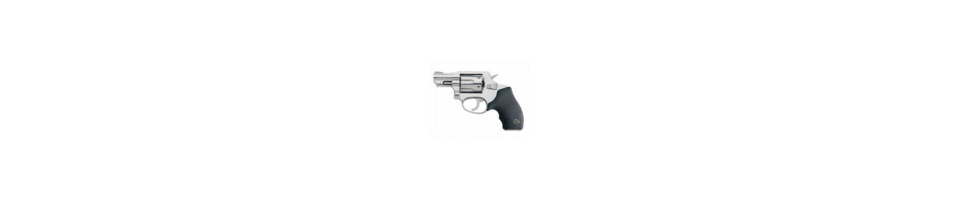 Pistolas y Revolveres
