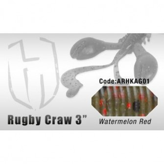 Herakles Rugby Craw 3""