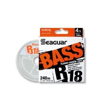 Seaguar R18 Bass 240 Metros
