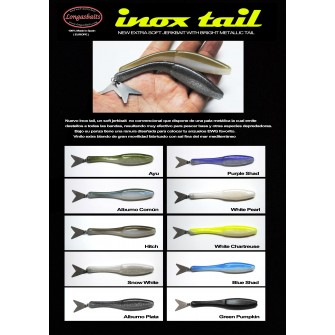 Longasbait Inox Tail