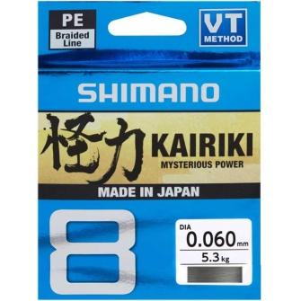 Shimano Kairiki 8 Gris 150...